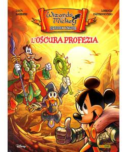 Wizards Of Mickey Forbidden... - N° 4 - Fuga Dall'Isola Degli Esiliati - Topolino Fuoriserie Panini Comics