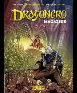 Dragonero Magazine N. - Dragonero Magazine 2019