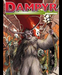 Dampyr N.237 - Krampus!