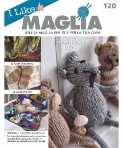 I like Maglia uscita 120