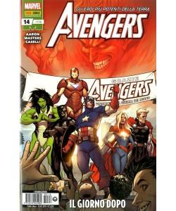 Avengers - N° 118 - Avengers 14 - Panini Comics