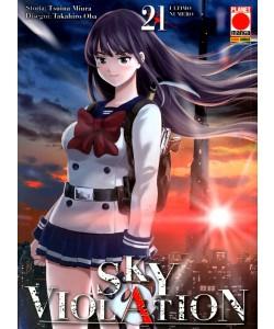 Sky Violation - N° 21 - Manga Drive 21 - Panini Comics