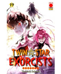 Twin Star Exorcists - N° 19 - Manga Rock 26 - Panini Comics