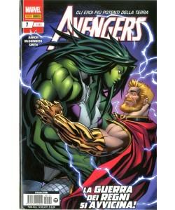 Avengers - N° 111 - Avengers 7 - Panini Comics
