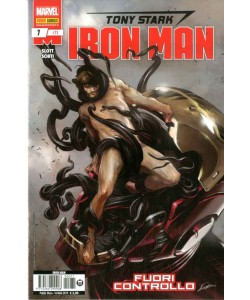 Iron Man - N° 71 - Tony Stark: Iron Man 7 - Panini Comics