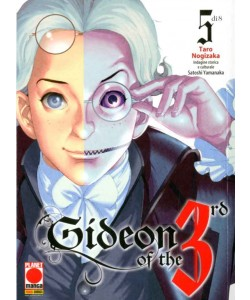 Gideon Of The 3Rd (M8) - N° 5 - Manga Icon 23 - Manga Icon Panini Comics