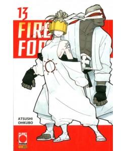 Fire Force - N° 13 - Fire Force - Manga Sun Panini Comics