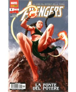 Avengers - N° 112 - Avengers 8 - Panini Comics