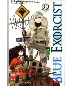 Blue Exorcist - N° 22 - Manga Graphic Novel 115 - Manga Graphic Novel Panini Comics