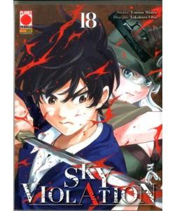 Sky Violation - N° 18 - Manga Drive 18 - Panini Comics