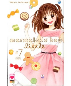 Marmalade Boy Little (M7) - N° 7 - Manga Rainbow 27 - Panini Comics