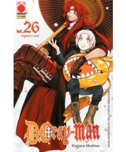 D.Gray-Man - N° 26 - Manga Superstars 124 - Panini Comics