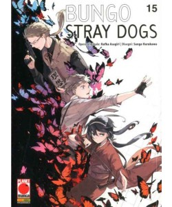 Bungo Stray Dogs - N° 15 - Manga Run 15 - Panini Comics