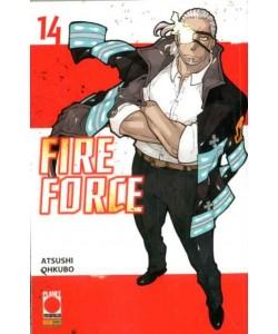 Fire Force - N° 14 - Manga Sun 125 - Panini Comics