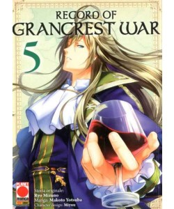 Record Of Grancrest War - N° 5 - Akuma 33 - Panini Comics