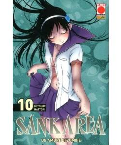 Sankarea Un Amore Di Zombie - N° 10 - Manga Glam 19 - Panini Comics