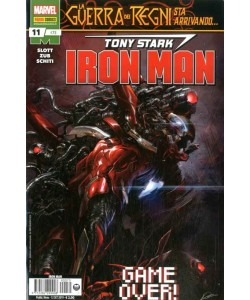 Iron Man - N° 75 - Tony Stark: Iron Man 11 - Panini Comics