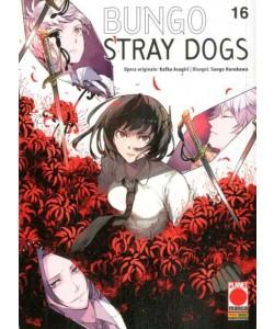 Bungo Stray Dogs - N° 16 - Manga Run 16 - Panini Comics