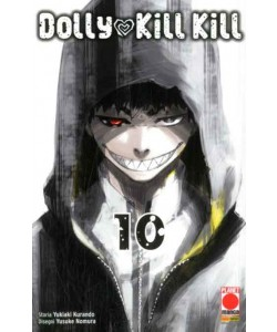 Dolly Kill Kill (M11) - N° 10 - Sakura 36 - Panini Comics