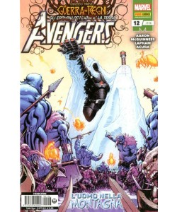 Avengers - N° 116 - Avengers 12 - Panini Comics