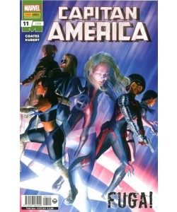 Capitan America (Nuova Serie) - N° 115 - Capitan America 11 - Panini Comics