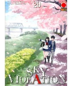 Sky Violation - N° 20 - Manga Drive 20 - Panini Comics