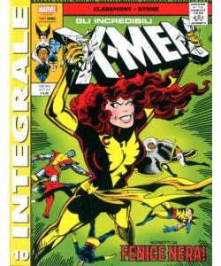 X-Men Di Chris Claremont - N° 10 - Gli Incredibili X-Men - Marvel Integrale Panini Comics