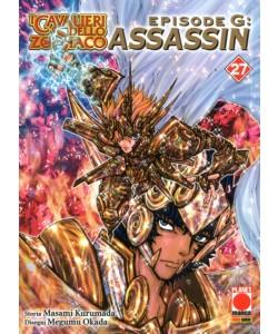 Cavalieri Zod. Ep. G Assassin - N° 27 - Planet Manga Presenta 102 - Panini Comics