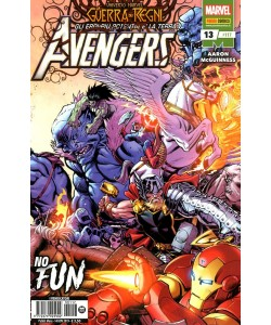 Avengers - N° 117 - Avengers 13 - Panini Comics