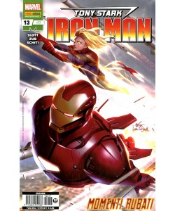 Iron Man - N° 77 - Tony Stark: Iron Man 13 - Panini Comics