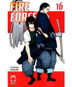 Fire Force - N° 16 - Manga Sun 127 - Panini Comics