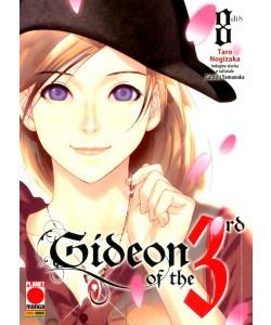 Gideon Of The 3Rd (M8) - N° 8 - Manga Icon 26 - Storia Di Un Rivoluzionario Panini Comics