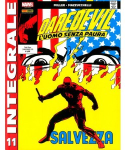 Daredevil Di Frank Miller - N° 11 - Daredevil Di Frank Miller - Marvel Integrale Panini Comics