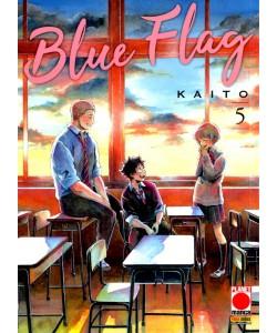 Blue Flag - N° 5 - Capolavori Manga 139 - Panini Comics
