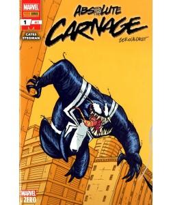 Marvel Miniserie #227 Cover B - Absolute Carnage 1 - Cover B Di Zerocalcare - Panini Comics