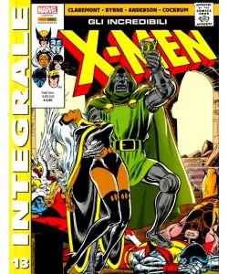 X-Men Di Chris Claremont - N° 13 - X-Men Di Chris Claremont - Marvel Integrale Panini Comics