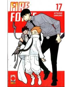 Fire Force - N° 17 - Manga Sun 128 - Panini Comics