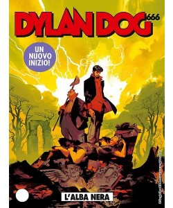 Dylan Dog N.401 - L'alba nera