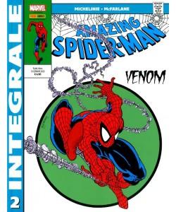 Spider-Man Di Todd Mcfarlane - N° 2 - Spider-Man Di Todd Mcfarlane - Marvel Integrale Panini Comics