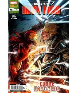 Iron Man - N° 80 - Tony Stark: Iron Man 16 - Panini Comics