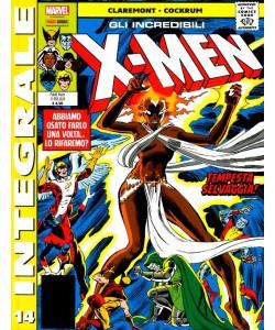 X-Men Di Chris Claremont - N° 14 - Gli Incredibili X-Men - Marvel Integrale Panini Comics