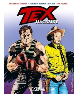 Tex Magazine N.6 - Tex Magazine 2020