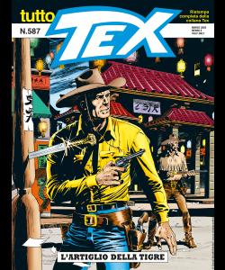 Tutto Tex N.587 - L'artiglio della tigre