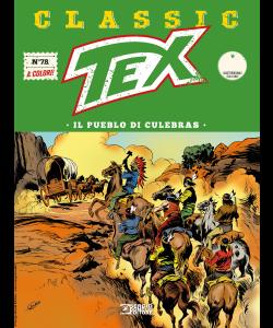 Tex Classic N.78 - Il Pueblo di Culebras