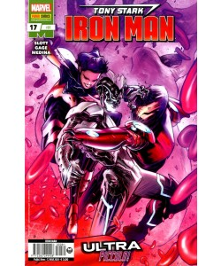 Iron Man - N° 81 - Tony Stark: Iron Man 17 - Panini Comics