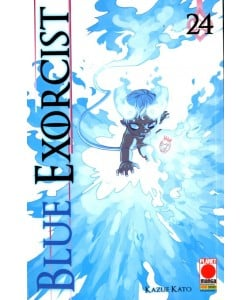 Blue Exorcist - N° 24 - Manga Graphic Novel 117 - Panini Comics