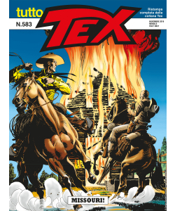 Tutto Tex N.583 - Missouri!