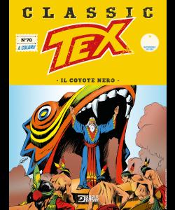 Tex Classic N.70 - Il coyote nero