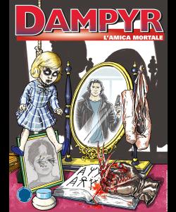 Dampyr N.236 - L'amica mortale