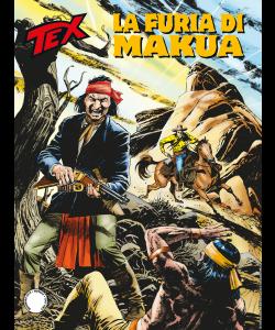 Tex N.709 - La furia di Makua